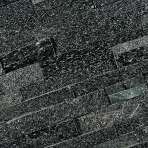 Stone Panels Black Quartzite