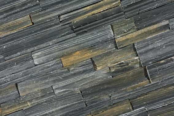 Stonepanels Black Slate