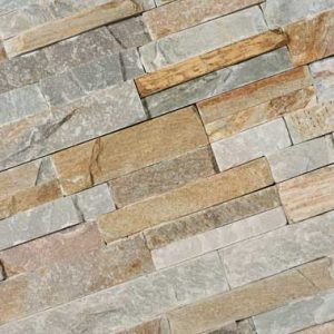 Stone Panels Golden Quartzite