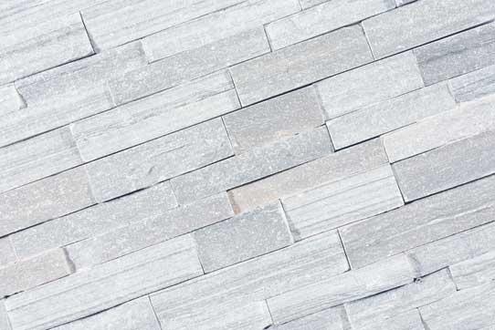 Stone Panels Snow White Marble